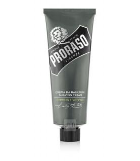 Proraso Cypress & Vetyver zabezpieczający krem do golenia 100 ml