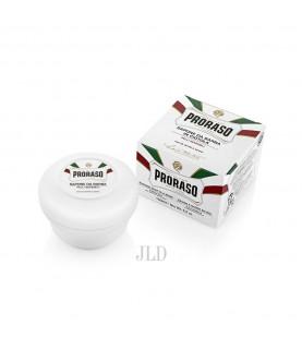 Proraso linia biała mydło do golenia do skóry wrażliwej 150 ml