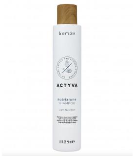 Kemon Actyva Nutrizione szampon dla przesuszonych włosów 250 ml