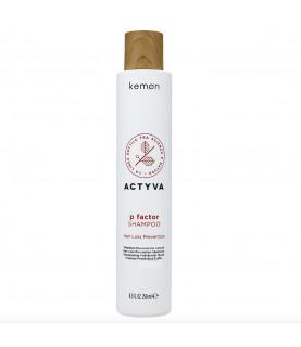 Kemon Actyva P Factor szampon przeciwdziałający wypadaniu włosów 250 ml