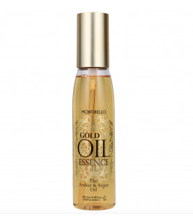 Montibello Gold Oil Essence olejek bursztynowo-arganowy 130 ml