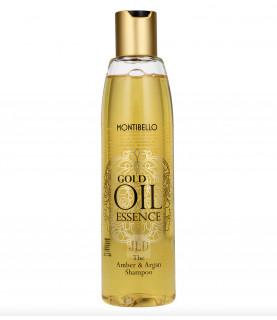 Montibello Gold Oil Essence szampon bursztynowo-arganowy 250 ml