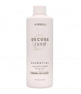 Montibello Decode Zero naturalny szampon oczyszczający 300 ml