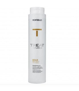 Montibello Treat Naturtech Colour Reflect szampon do włosów farbowanych na złoto 300 ml