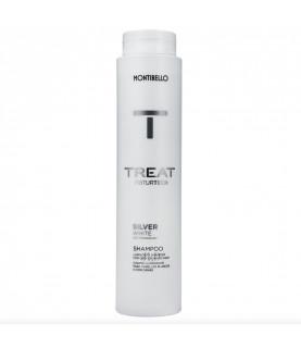 Montibello Treat Naturtech Silver White szampon do włosów siwych 300 ml