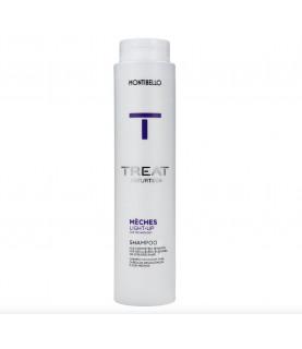 Montibello Treat Naturtech Mèches/Light-up szampon do włosów po dekoloryzacji lub z jasnymi pasemkami 300 ml
