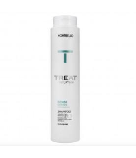 Montibello Treat Naturtech Sensi Dermo szampon do wrażliwej skóry głowy 300 ml