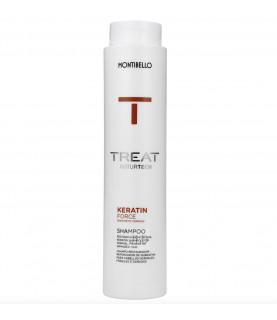 Montibello Treat Naturtech Keratin Force szampon z keratyną 300 ml
