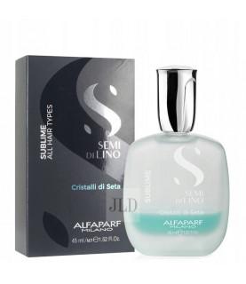 Alfaparf Milano Semi di Lino Sublime dwufazowe serum do wszystkich rodzajów włosów 45 ml