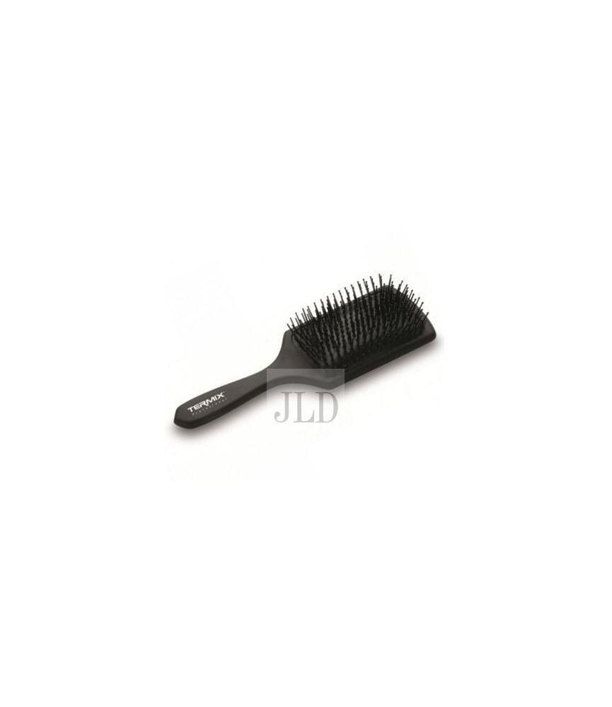 Termix Black Square płaska szczotka do włosów