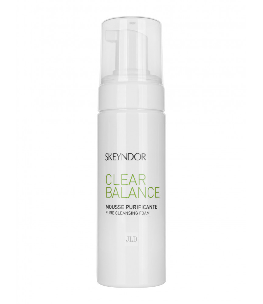 Skeyndor Clear Balance Pianka do twarzy Pure Cleansing Foam 150 ml