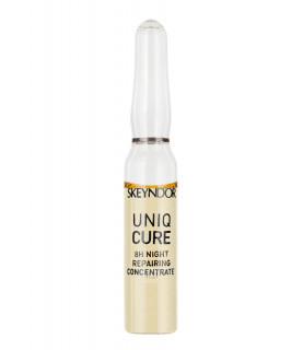 Skeyndor Uniqcure Ampułki do twarzy 8H Night Repairing 7 ampułek po 2 ml