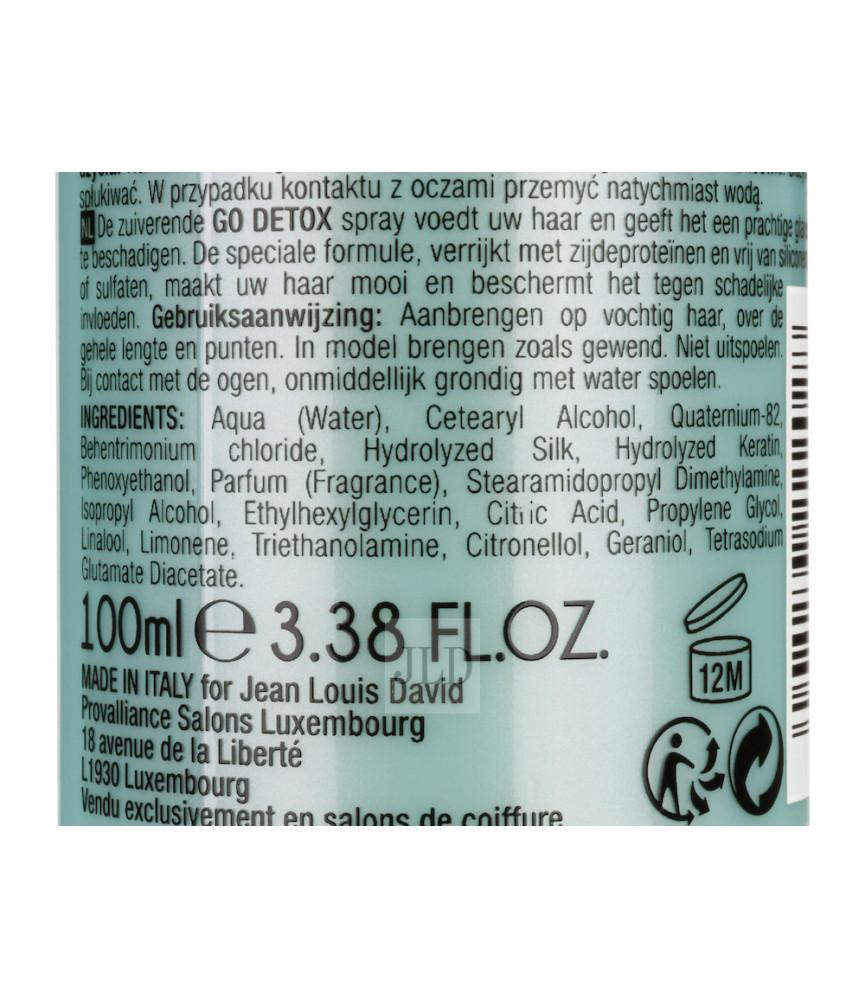 JLD Go Detox Brume mgiełka oczyszczająca 100 ml - zdj 2