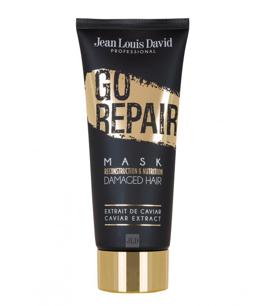 JLD Go Repair maska naprawiająca zniszczone włosy 200 ml