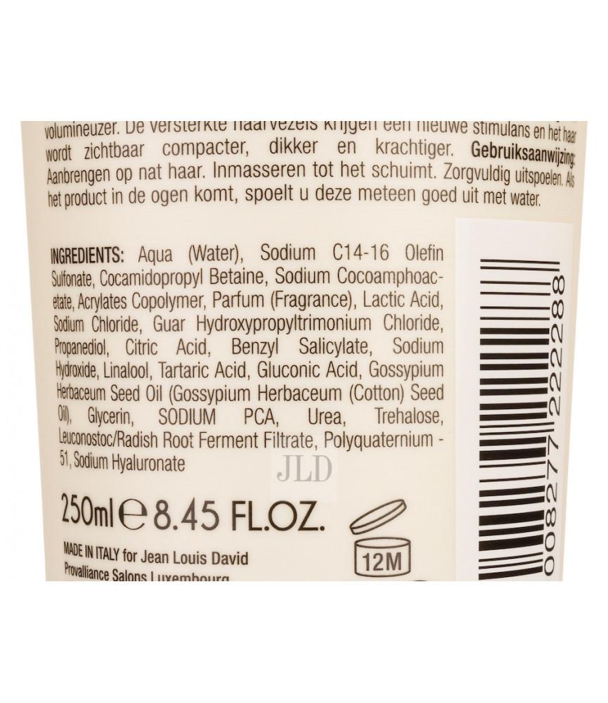 JLD Go XXL szampon nadający objętości 250 ml - zdj 2