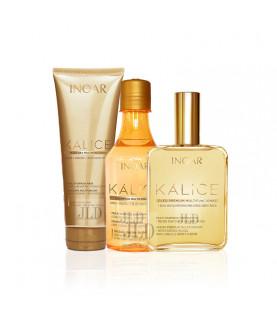 INOAR Kálice Premium zestaw ze szlachetnymi olejkami