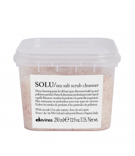 Davines SOLU scrub z solą morską 250 ml