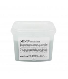 Davines MINU rozświetlająco-ochronna odżywka do włosów farbowanych 250 ml