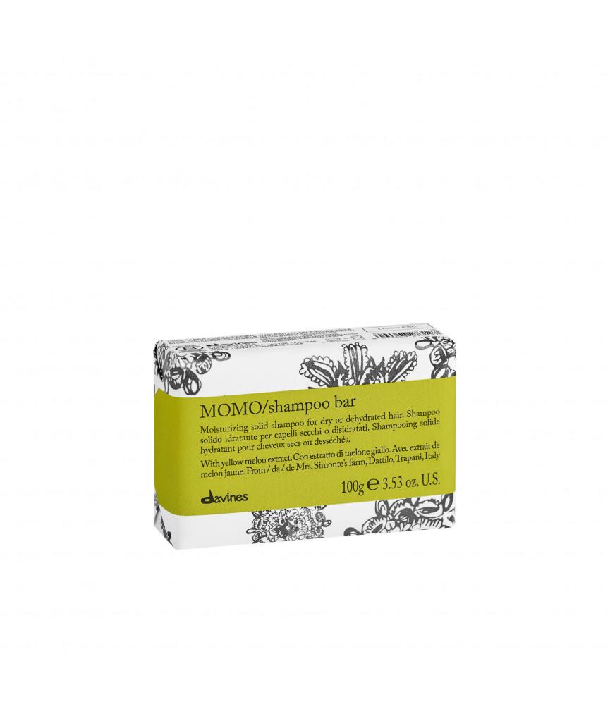 Davines MOMO nawilżający szampon w kostce 100 g