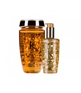 Kérastase Elixir Ultime zestaw ze szlachetnymi olejkami
