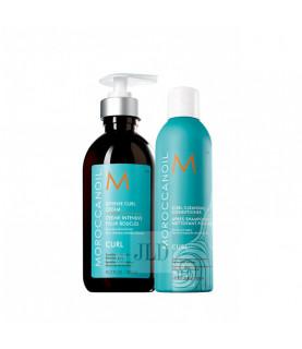 Moroccanoil Curl zestaw pielęgnująco-stylizujący włosy kręcone