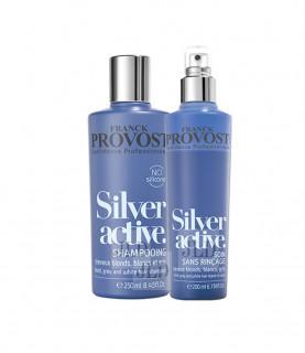 FP Silver Active zestaw do włosów blond, siwych i białych