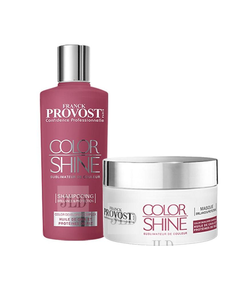 FP Color Shine zestaw do włosów koloryzowanych