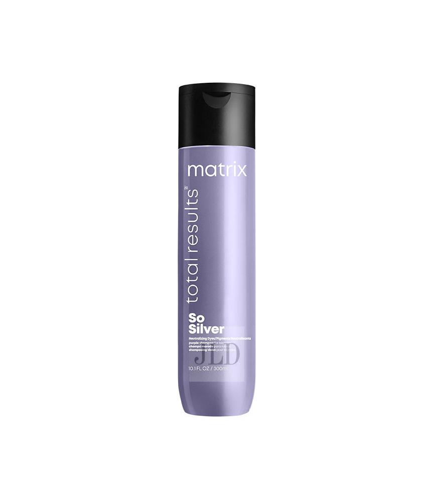 Matrix So Silver szampon do włosów siwych i blond 300 ml