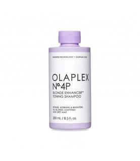 Olaplex No.4P Blonde Enhancer szampon tonujący 250 ml