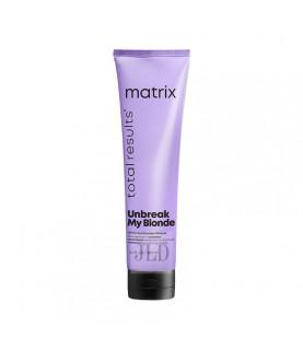 Matrix Unbreak My Blonde kuracja wzmacniająca bez spłukiwania 150 ml