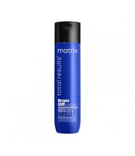 Matrix Brass Off szampon ochładzający do włosów blond 300 ml