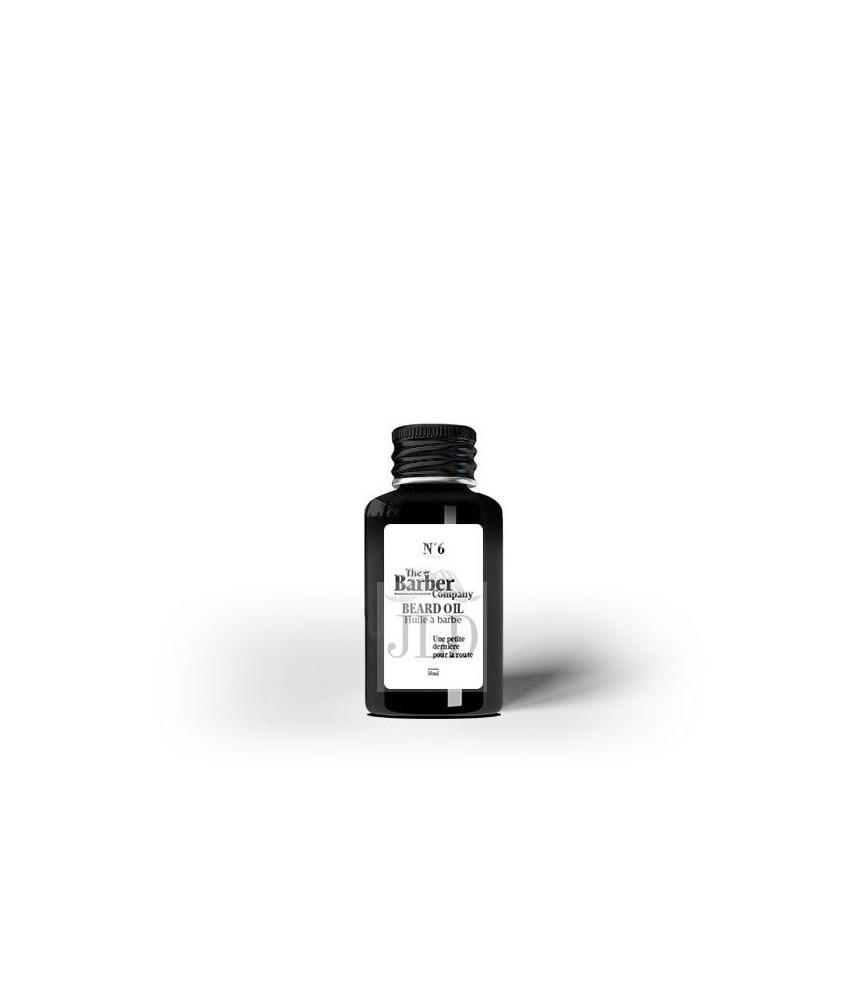 The Barber Company Beard Oil olejek do brody 50 ml