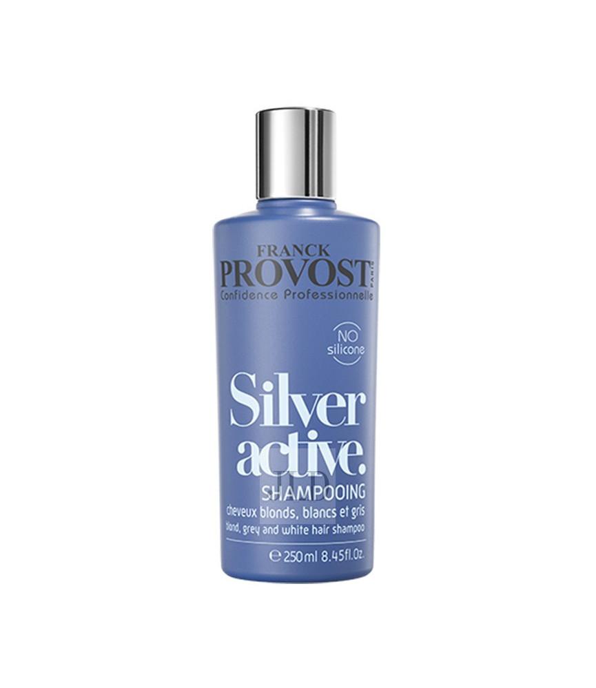 FP Silver Active szampon do blond, siwych i białych włosów 250 ml
