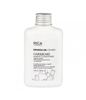 RICA Opuntia Oil For Men nawilżająca odżywka do włosów i zarostu 150 ml