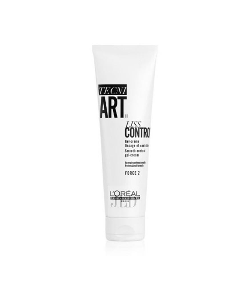 L'Oréal Professionnel Tecni.Art Liss Control żel-krem wygładzający 150 ml