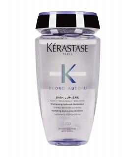 Kérastase Blond Absolu Lumiére szampon nawilżająco-rozświetlający 250 ml - min 1