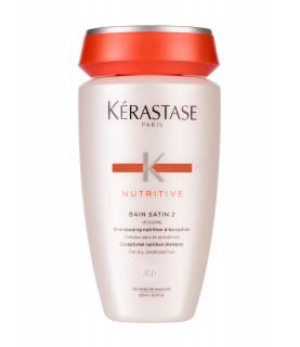 Kérastase Nutritive 2 szampon dla uwrażliwionych i bardzo suchych włosów 250 ml