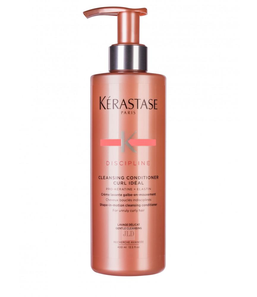 Kérastase Discipline Curl Idéal balsam myjący do włosów kręconych 400 ml