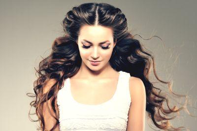 fryzura gładkie upięcie